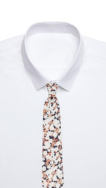 Club Monaco Dune Flower Tie