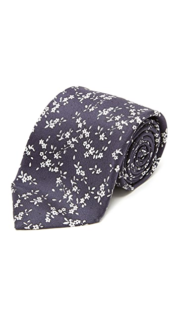 Club Monaco Johnny Print Tie