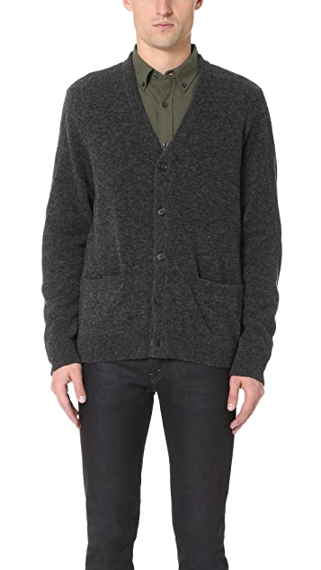 Club Monaco Soft Wool Cardigan