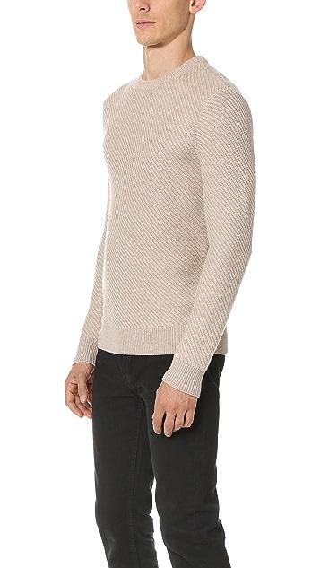 Club Monaco Merino Twill Sweater
