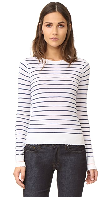 Club Monaco Kalani Stripe Sweater