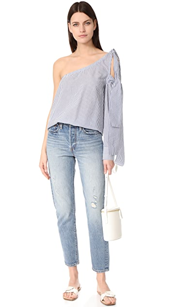 Club Monaco Elizabet Top