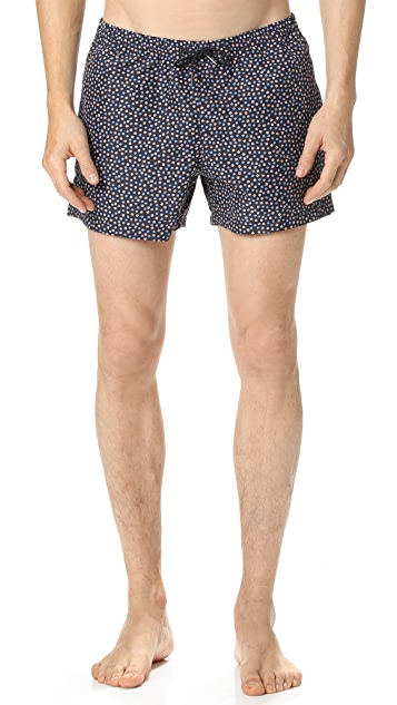 Club Monaco Arlen Swim Trunks