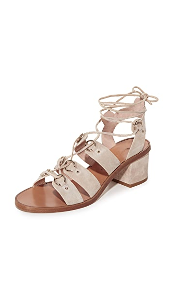 Club Monaco Jonet Wrap City Sandals