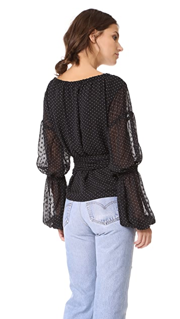 Club Monaco Darlana Top