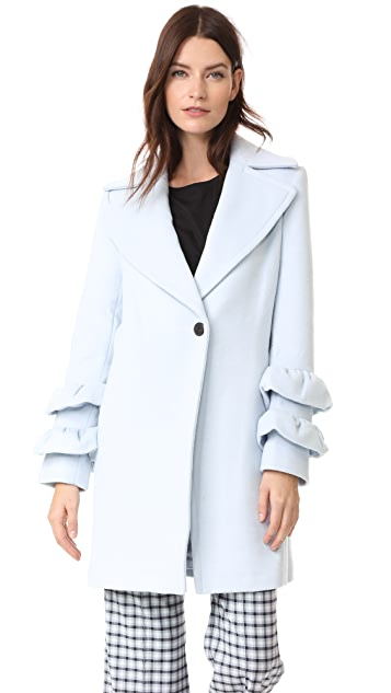 Club Monaco Clayre Coat