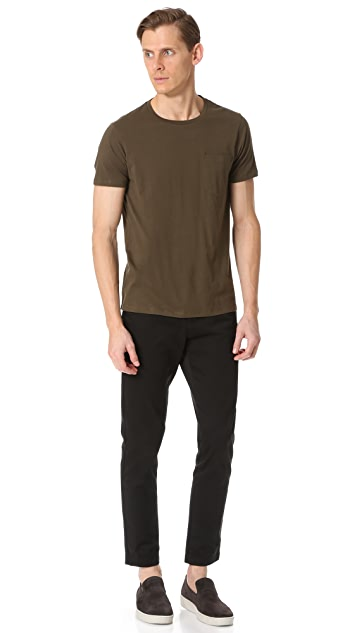 Club Monaco Williams Pocket Tee