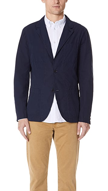 Club Monaco Washed Shirt Jacket