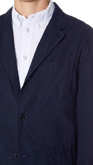 Club Monaco Washed Shirt Jacket