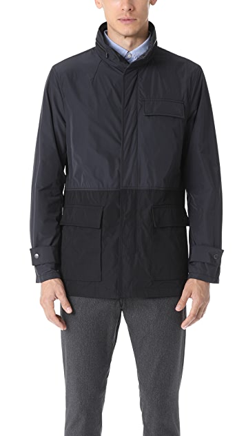 Club Monaco Colorblock Jacket