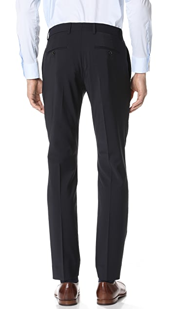 Club Monaco Grant Wool Suit Pants