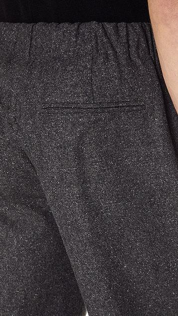 Club Monaco Elastic Waist Trousers