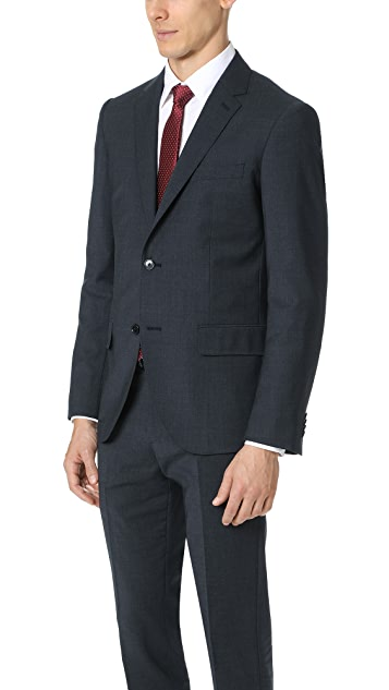 Club Monaco Grant Wool Suit Jacket