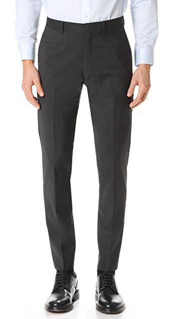 Club Monaco Grant Wool Suit Trousers