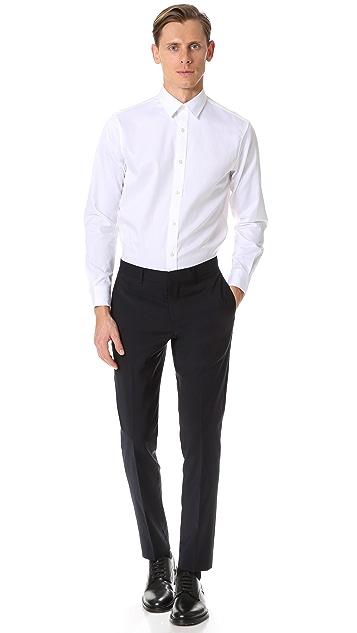 Club Monaco Grant Wool Suit Trousers