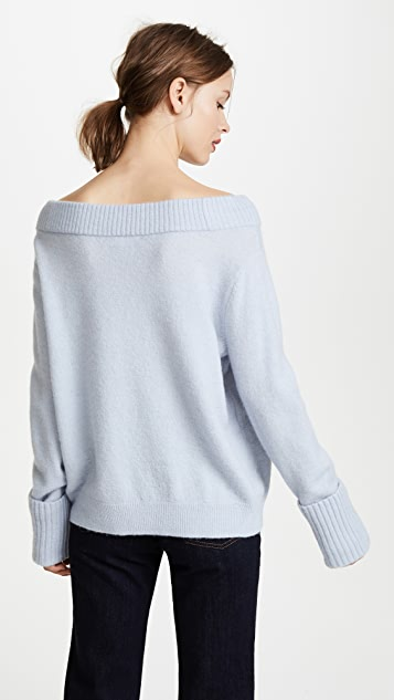 Club Monaco Maureesa Solid Sweater