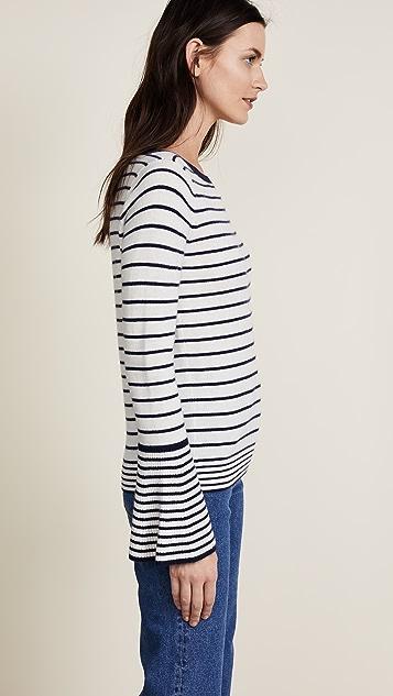 Club Monaco Portuna Stripe Sweater
