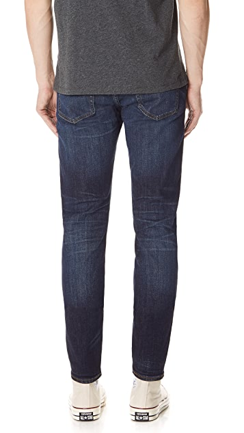 Club Monaco Super Slim Indigo Jeans