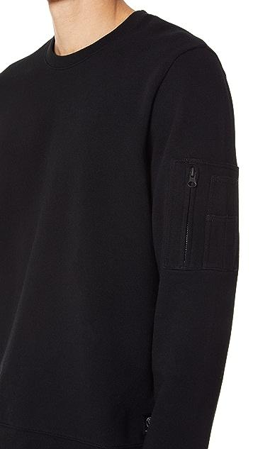 Club Monaco MA-1 Sweatshirt