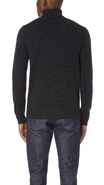 Club Monaco Spacedye Turtleneck