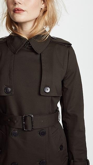 Club Monaco Matie Trench Coat