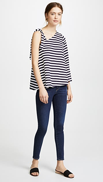 Club Monaco Cynder Top