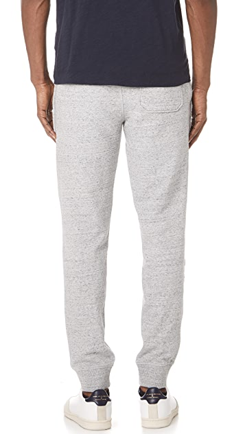 Club Monaco Raw Edge Sweatpants