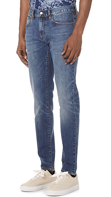 Club Monaco Super Slim Cayman Jeans