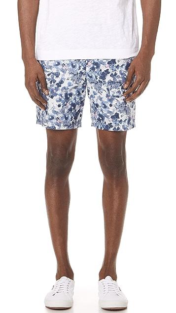 Club Monaco Baxter Spring Shorts