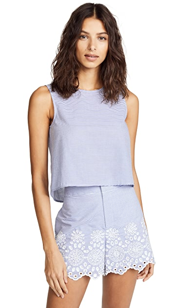 Club Monaco Caleigh Top