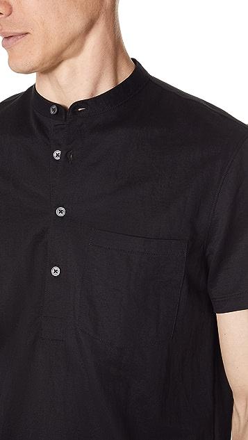 Club Monaco Popover Shirt