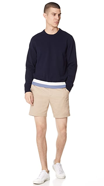 Club Monaco Double Tipped Sweater