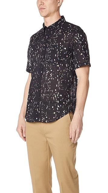 Club Monaco Confetti Shirt