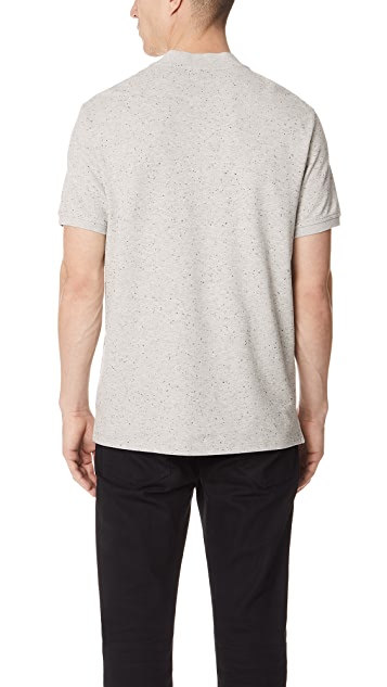 Club Monaco Band Polo Shirt