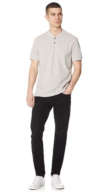 Club Monaco Band Polo Shirt