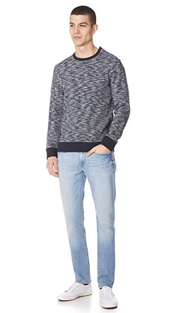 Club Monaco Slub Sweatshirt