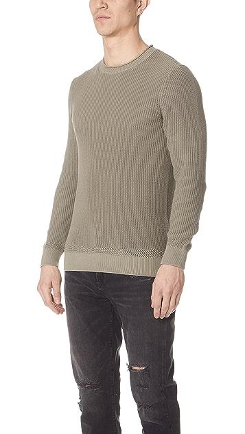 Club Monaco Half Sweater