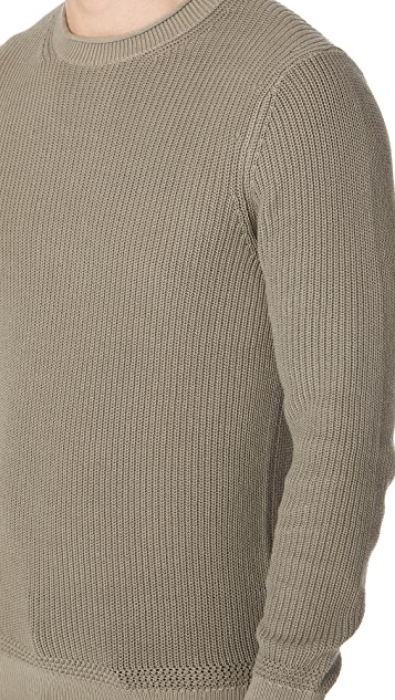 Club Monaco Half Sweater