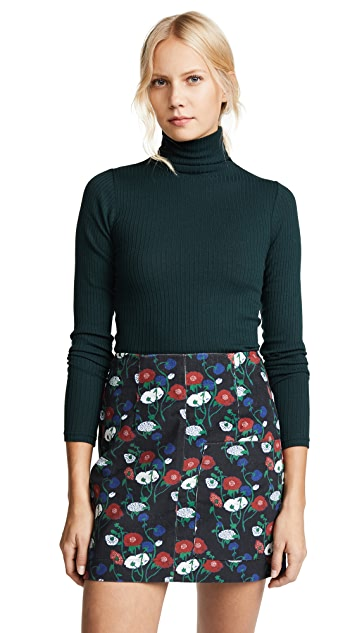Club Monaco Julie Turtleneck Sweater