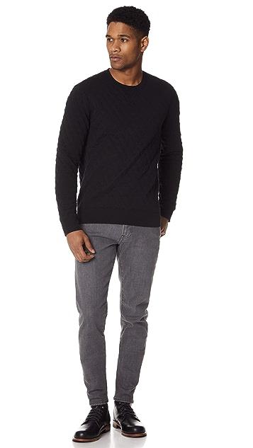 Club Monaco Super Slim Gray Jeans