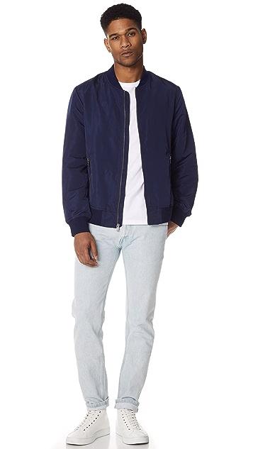 Club Monaco Spring Bomber Jacket