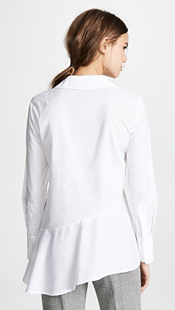 Club Monaco Nechar Top
