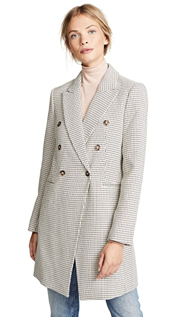 Club Monaco Heleni Coat