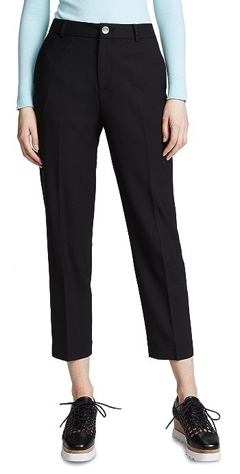 Club Monaco Borrem Pants - Black