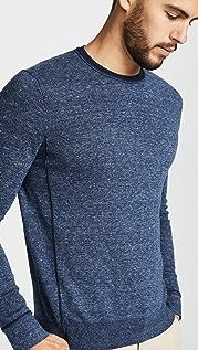 Club Monaco Double Knit Crew Sweater