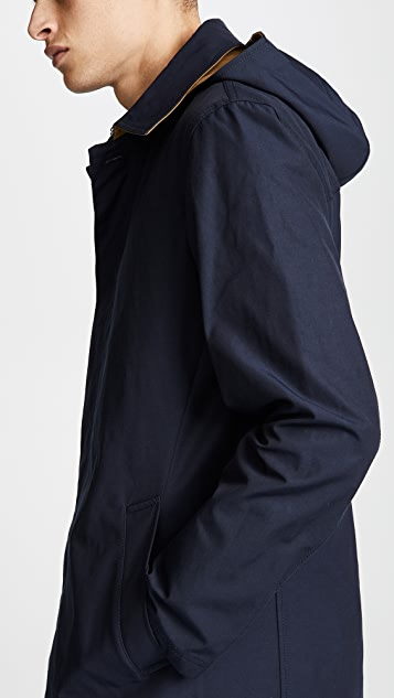 Club Monaco Mac Coat