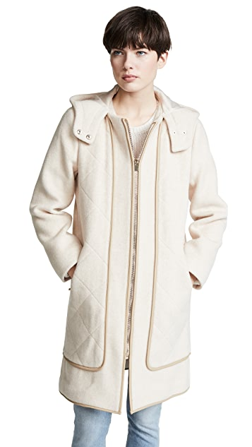 Club Monaco Leanor Coat