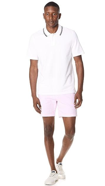 Club Monaco Baxter Pincord Shorts