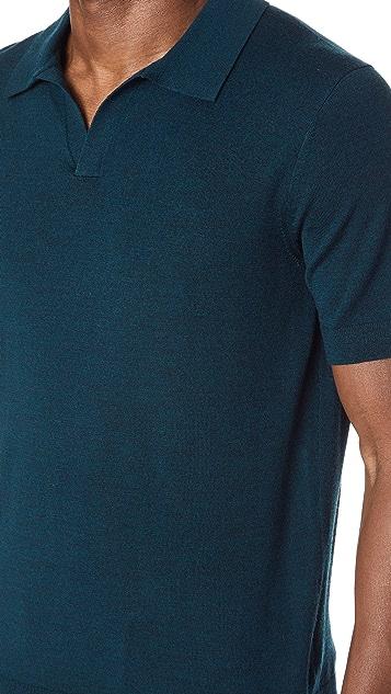 Club Monaco Johnny Collar Polo Shirt