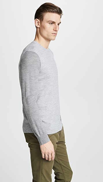 Club Monaco Merino Crew Neck Sweater